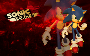 Sonic Forces Wallpaper by Supremechaos918