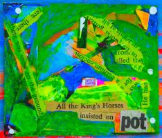Pot for King's Horses by KeswickPinhead