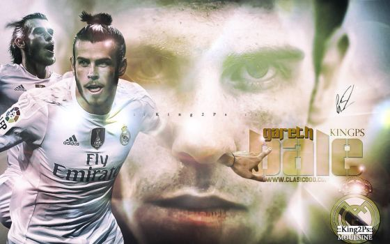 Bale Madrid Goal by King2Ps