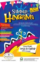Summer Hangama by creavity