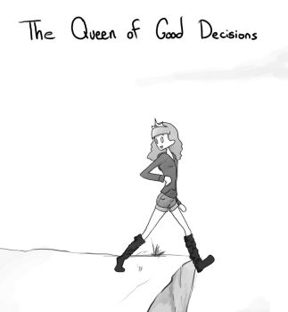 Decisions by angrystar