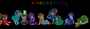 Kinderstuck. by MechaMarin