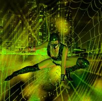 Webs of the world by blingblingbabe