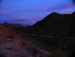 Goodnight Tucson by Nohbudy