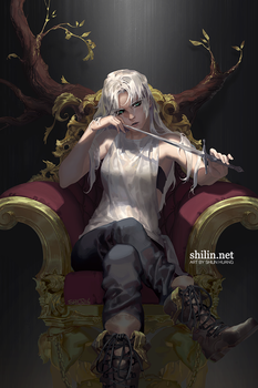 Throne by shilin