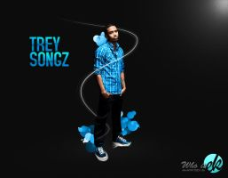 Trey Songz by Ekinc