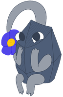 Pete the Rock Pikmin by pikminyellow