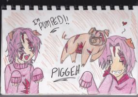 PIGGEH colored by mudslovesstu
