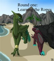 Round One: Learning the Ropes by Areetala