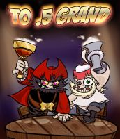 Bling and Grog by TheAstro