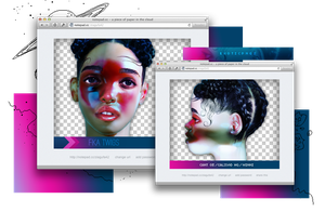 Pack Png 828 // FKA twigs. by ExoticPngs