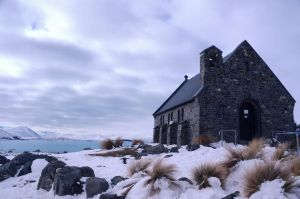 Church of the good shepard by dandilionseed