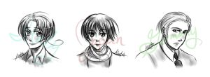 APH: Axis Powers, Hetalia! by Aloof-Star