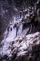 Frozen Waterfalls Monteagle TN by LadyAliceofOz