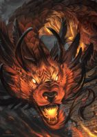 Fierce Dynasty by AlectorFencer