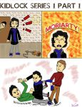 Kidlock Series 1 Part 1 by AbbyCatWolff