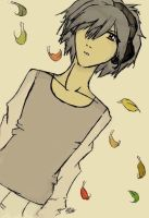 Request: Kaworu Fanart by muse-chan