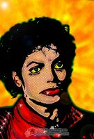 Michael Jackson... Pop Art. by arihoff
