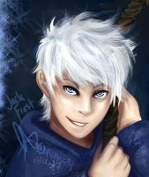 -Don't Deny It- (Jack Frost) by KT-ExReplica