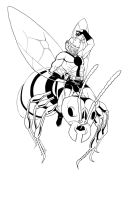 AntMan inks by thelearningcurv