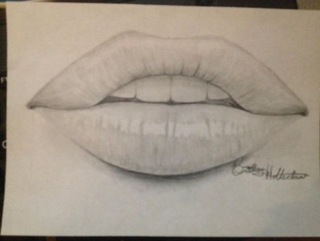 Lips by Sheree26Brittney