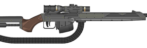 Rosewaters Project Rifle by Rose-Eclipse