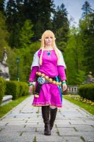 Skyward Sword : Zelda by Muralu
