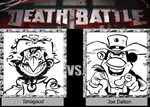 DEATH BATTLE France 1958-1962 by Kaitoraikan