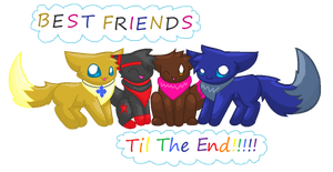 .:Best Friends 4 Ev:. by Shaxel