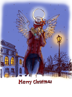 Merry Christmas by perverted-kitty