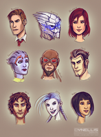 character requests - part 1 by cynellis