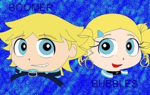 Boomer and Bubbles PPGZ by BoomerXBubbles