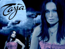 Tarja Turunen-angel of music by IrenaT