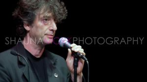 An evening with Amanda Palmer and Neil Gaiman by pinkplastik
