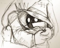 Special little BlackMage rough by jameson9101322