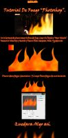 Tutorial De Fuego (Photoshop). by RicardoNamikaze