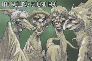 Rolling Stone Age by rogercruz