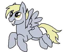 Durpy Whooves As A Colt by GoldenScar