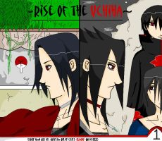 Rise of the Uchiha VL1 Cover by Kill-Bloody-Rosesxxx
