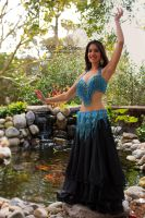 Belly Dance Troupe Shoot 15 by Cassy-Blue