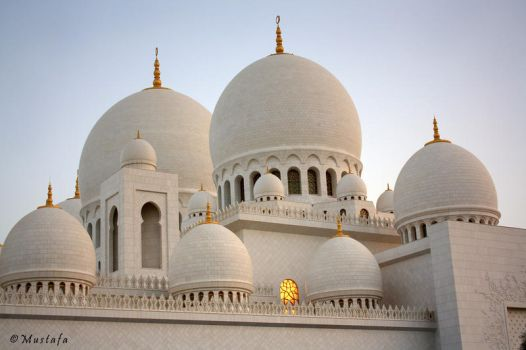 Sheikh Zayed Mosque by mystic552