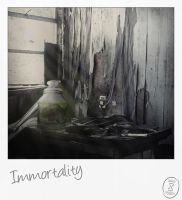 Immortality by inner-outsider
