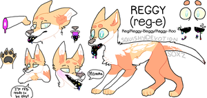 reggy by SoxzTheWolf