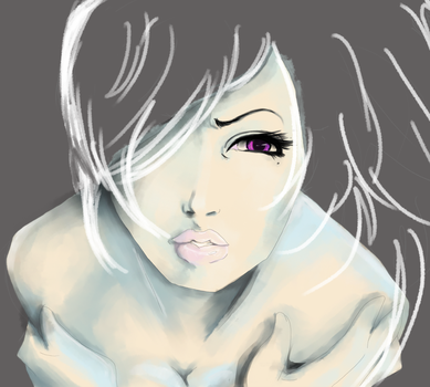 Cry Girl Cry WIP by z32tteden