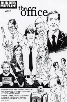 The Office by kentcribbs