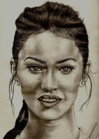 Megan Fox by DirtyD41