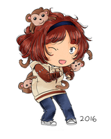 ToaG: Year of the Monkey by TriaElf9
