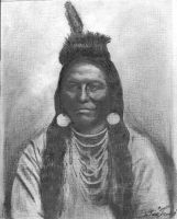 Chief Joseph by GenocidLcre8r