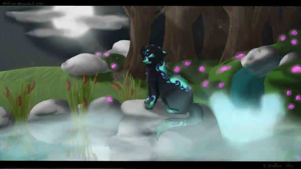 Riversoul by DahFlame