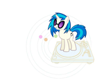 Vinyl Scratch Desktop by TheDoubleDeuced